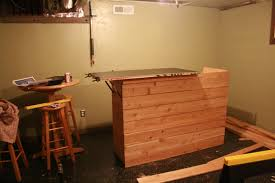 Basement Bar Plans Find This Pin And More On Bar Plans Bar - Simple basement bars