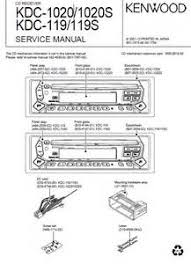 kenwood kdc wiring diagram images kenwood kdc 119 wiring diagram kdc119 service manual