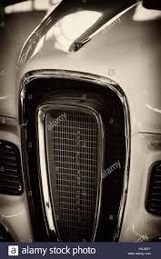 Photo Edsel Citation Year 1958 Photo Auto Headlight Radiator