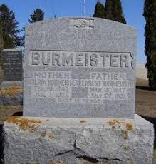 Carlina Gehnke Burmeister (1847-1929) - Find A Grave Memorial