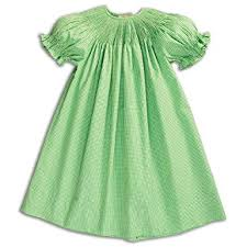 rosalina baby s ready to smock gingham dress mint green 6m