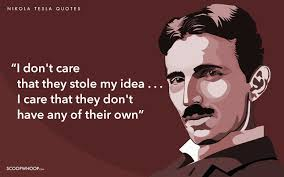 Nikola Tesla Quotes Amazing 48 Quotes By Nikola Tesla That Prove His Words Are As Badass As His Work