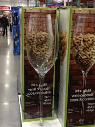costco 1075101 47in wine glass