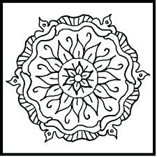 Cool Designs Coloring Pages Design Coloring Pages Mandala Coloring