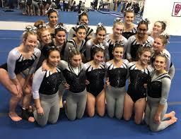 Falmouth-Mashpee Gymnasts Win First Meet   Falmouth Sports   capenews.net