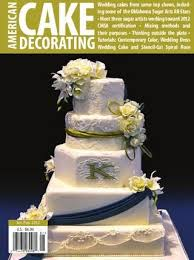 Cover Art for American Cake Decorating