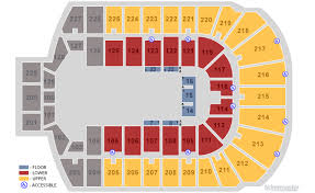 Blue Cross Arena Rochester Tickets Schedule Seating