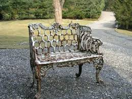 wrought iron garden furniture. Wrought Iron Outdoor Chairs Bros Cast Garden Bench By Seller . Furniture