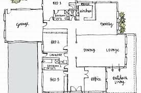 cad design house plan elegant cad floor plan best simple ranch house plans simple floor plans