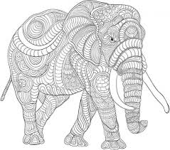 Small Picture Get This African Elephant Coloring Pages Free Printable 78042