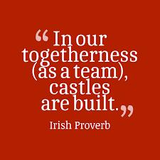 Irish Wisdom About Teamwork