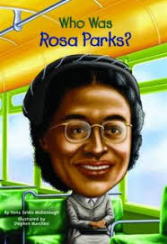 best who was rosa parks ideas rosa parks who was rosa parks by yona zeldis mcdonough a wonderful book that presents the rosa parks story to the children in an easy and fun way