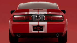 05- 09 Mustang Shelby Tail Light Conversion Kit by Richard Counts ...