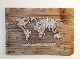 map of decor diy world map wall decor noavg maps in decor