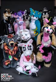 Discover what happens when the armed detective agency is threatened by an onslaught of unprecedentedly powerful enemies, and the city of yokohama falls into a terrifying nightmare. Anime Boston 2018 Fursuit Group Photo By Wile E2005 Fur Affinity Dot Net
