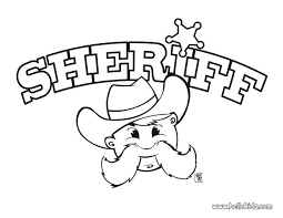Lofty Inspiration Lego Cowboy Coloring Pages Young Sheriff Page Far