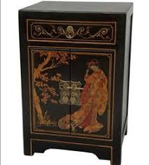 oriental living room furniture asian japanese style black lacquer cabinet table amazoncom oriental furniture korean antique style liquor