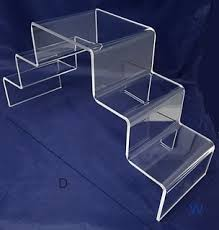 Acrylic Pedestal Display Stands MisterPlexi Your One Stop Display Shop More Acrylic displays 74
