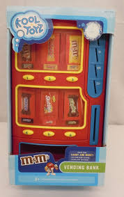 Skittle Vending Machine Delectable Mars Fun Size MM Snickers Twix Skittles Candy Vending Bank 48 NIB