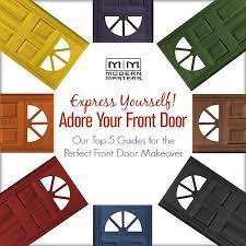 best paint for front doorbest front door paint colors  Modern Masters Cafe Blog