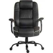 heavy duty executive leather chair. goole duo leather heavy duty 27 stone office chair executive