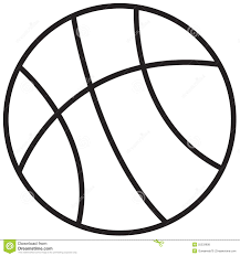 Basketball Drawing Pictures Basketball Stock Illustration Illustration Of Draw Artwork 55233908