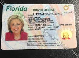 Florida Identification Id Ghost Scannable Buy Fake