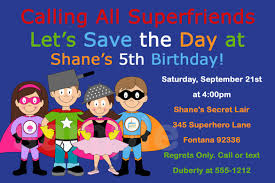 superheroes party invites 19 superhero birthday invitations free psd vector eps ai