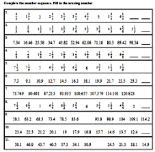 Number Patterns Fascinating Sequences And Number Pattern Puzzles EdHelper