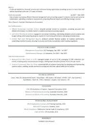 Accounting Resume Template Assistant Accountant Resume Template