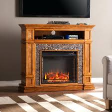 full image for electric fireplace stone mantel canada sienna faux black river southern enterprises stands look