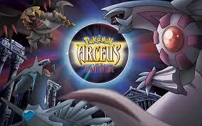 Xem phim Pokemon Movie 12: Arceus Chinh Phục Khoảng Không Thời ...