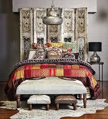 Inspiring 66 Mysterious Moroccan Bedroom Designs : 66 Mysterious Moroccan  Bedroom Designs With White Black Bedroom