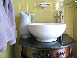 vintage bathroom sink faucets. Bathroom Sink: Vintage Sink Faucets Fresh Decoration Old Fashioned Sinks Antique Brass Finish Widespread