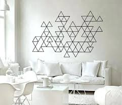 wall art for home wall art ideas design triangles geometric wall art for the home decorations wall art  on wall art stickers homebase with wall art for home bamboo wall decals tree wall decal wall sticker