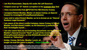 Robert Mueller Resume The Hill on Twitter Rosenstein I'm satisfied with Mueller's work 1