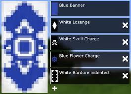 Minecraft Banner Patterns Enchanting MINECRAFT] Banner Design 48 By Chica48 On DeviantArt