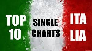 Top 10 Single Charts Italy 21 10 2018 Chartexpress
