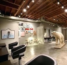 basement ceiling lighting ideas. New Low Ceiling Basement Lighting Ideas For Best Unfinished Options E