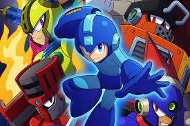 Mega Man 6 Weakness Chart Mega Man 11 Boss And Boss Order Guide Polygon