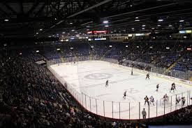 Santander Arena Reading Royals Stadium Journey
