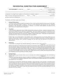 Sample Interior Design Contract Form Template Test.