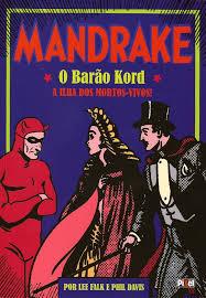 Resultado de imagem para Charge do  Mandrake