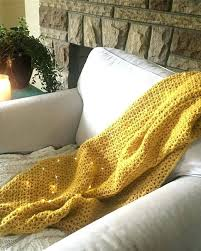 Mustard Yellow Throw Blanket Magnificent Mustard Throw Blanket Pablitoco