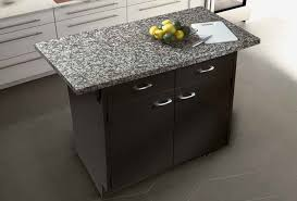 granite slab kitchen island building with secondhand stuff2