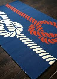 unique nautical rug for nursery and themed area rugs kids