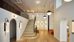 Tribeca Dental Design Tribeca Dentists Office Becomes Allied Maker Lighting Showroom