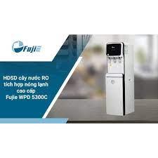 Máy Lọc Nước RO Tích Hợp Làm Nóng Lạnh Cao Cấp Fujie WPD5300C - Hàng chính  hãng chính hãng 5,190,000đ