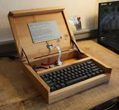 to address these shortcomings he s developed the ultimate writer a raspberry pi based word processor that displays the text you ve written on an e ink