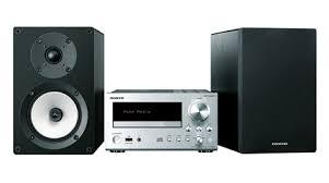 onkyo bookshelf stereo system. network hi-fi mini system onkyo bookshelf stereo k